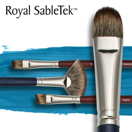 Royal SableTek Long Handle - 70% off