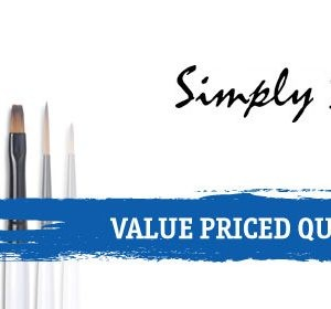 Simply Simmons Multi-Media Brushes