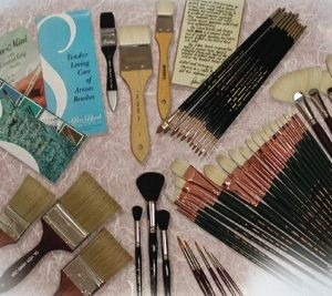 Brush Sets by Artist