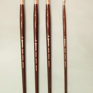 Escoda Prado Synthetic Sable Long Handle