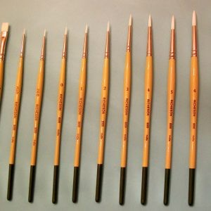 Richeson 8000 Series Watercolor Brushes