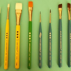 Loew Cornell Craft Brushes