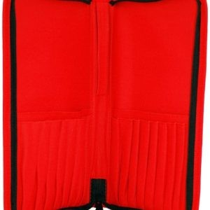 Tuscany Deluxe Brush Case (L/H)-Red