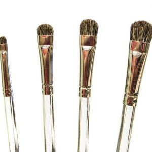 Dynasty Mezzaluna Brushes